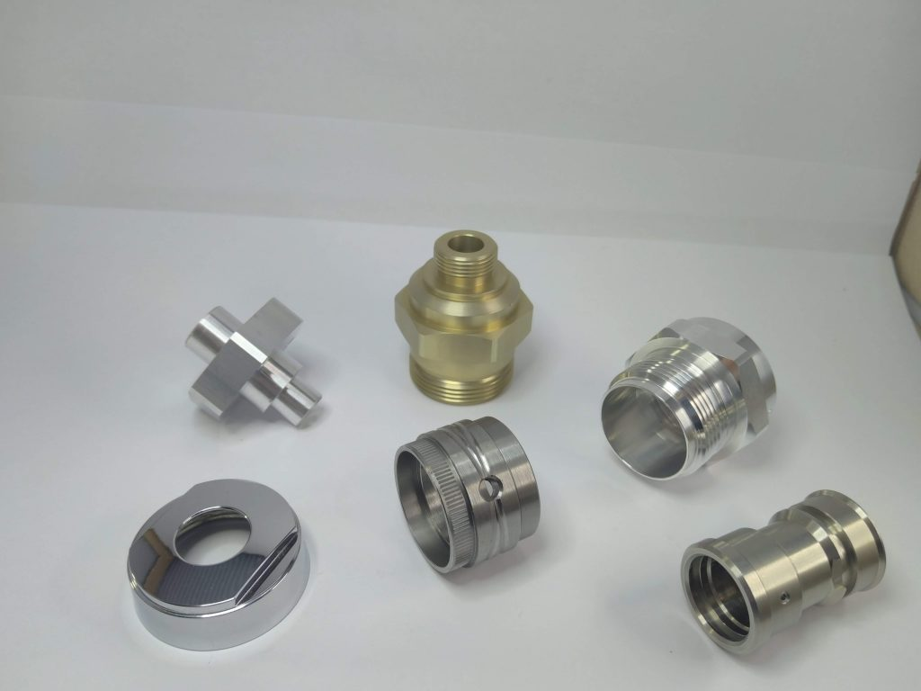 Screw Machined parts – various materials