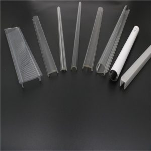 Polycarbonate Extruded Lens