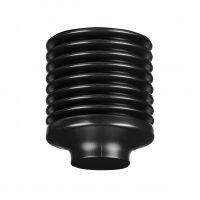 Air cleaner rubber bulb